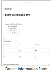 patient-information-form